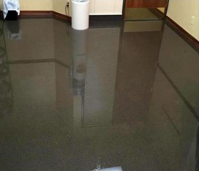 Water Damage In Kalispell Before