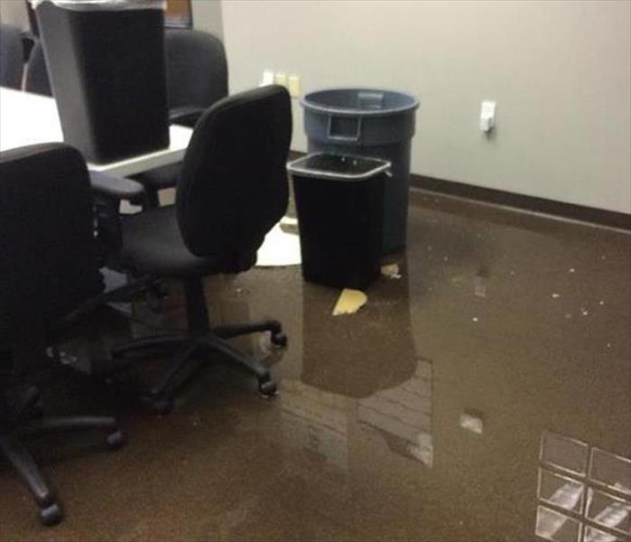 Insurance Office Flooded in Kalispell Before
