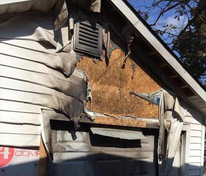 Fire Damage – Kalispell Home Before