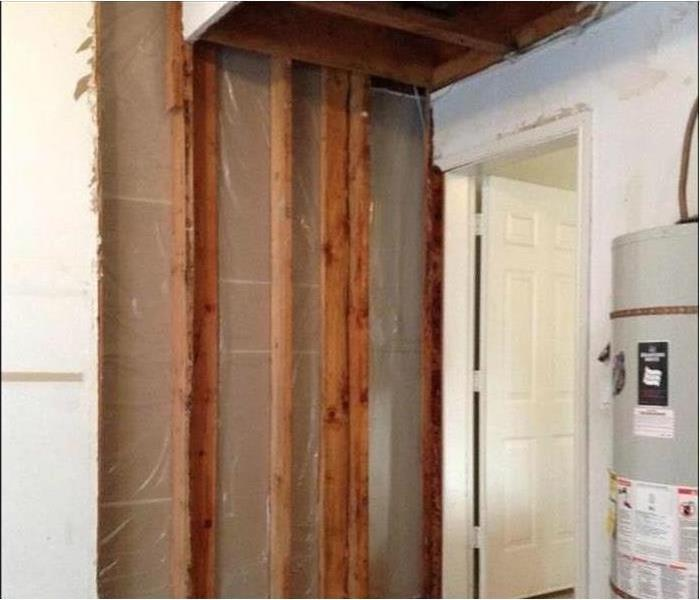 Water Damage – Kalispell Home After