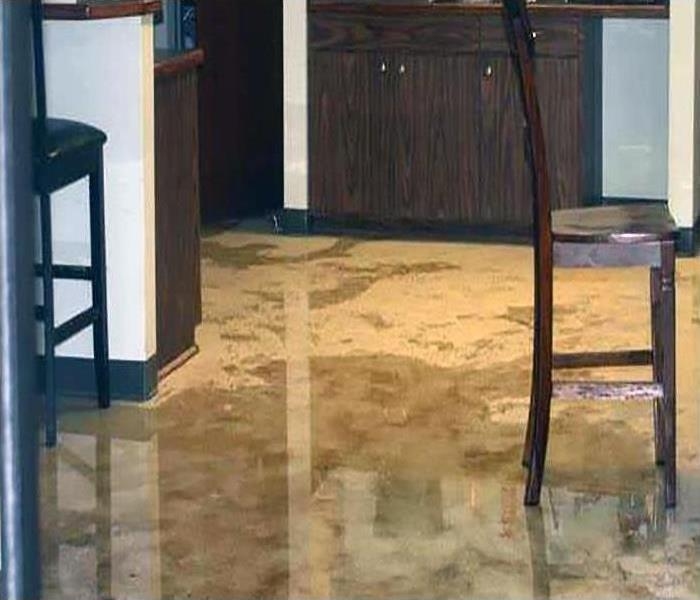 Water Damage – Columbia Falls Home